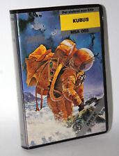 Kubus msx 64k Kuma software and. Italian Armed Commodore Datasette used 100% lv2 58244