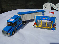 Lego City 7848 Toys R Us Truck Complete No Instructions Or Box