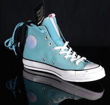 cheaper 27278 3025e Converse Mens First String Chuck 70 All Star Size 10M Lunar Eclipse Blue  Leather