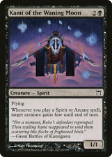 Magic MTG Tradingcard Champions of Kamigawa 2004 Kami of the Waning Moon 120/306