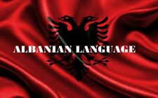 Learn ALBANIAN -100 Lessons Audio Book MP3 CD-iPod Friendly