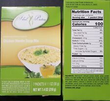 Ideal protein Chicken NOODLE Soup Mix (3 Boxes-21 Packets) - FREE Priority Mail