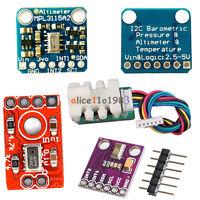 MPL3115A2 I2C/Dual Channel Temperature Digital Altitude Pressure Sensor Module