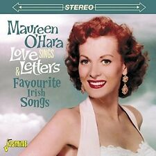 Maureen Oaehara - Sings Love Letters & Favourite Irish Songs [New CD] UK - Impor