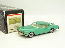 Western Models 1/43 - Buick Riviera Verte 1972