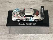 MAISTO Mercedes CLK-GTR Team Warsteiner #12 1997 1/43