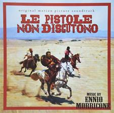 Ennio Morricone Le Pistole Non Discutono Original Soundtrack lp Ost Vinyl