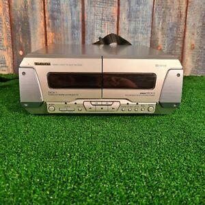 Technics RS-DV250 Stereo Cassette Deck Home Audio Hi-Fi Separate Faulty
