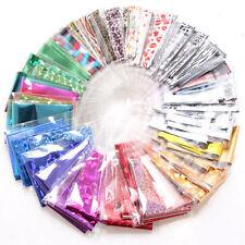 20Pcs Nail Art Sticker Decal  Foils Finger Water Transfer Stickers Tip Decor DIY