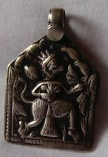 925 sterling silver necklace pendant chain jewelry hindu religious lord hanuman