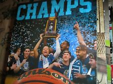 CHAMPS  magazine  2018   VILLANOVA Wild Cats  NCAA CHAMPS  Special   192 pages