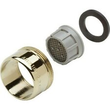 Seasons Widespread Faucet Aerator Polished Brass 2.2 Gpm