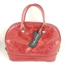 Loungefly Hello Kitty Embossed Purse Red RARE Tote Bag