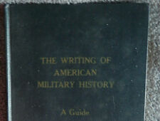 THE WRITING OF AMERICAN MILITARY HISTORY, Dept of Army 20-200 VGC