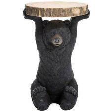 Bear Side Table Grizzly Bear Resin Bedside Table 76375 RRP £141 SALE