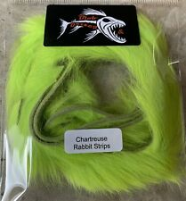 Chartreuse Rabbit Strips 3mm