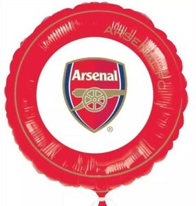 "Official Arsenal Balloon AFC 18"" Foil Helium Balloon The Gunners LIMITED STOCK"