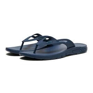 Oakley Mens Ellipse Flip Flop Comfort Durable Sandals New 2021 Pick Color & Size