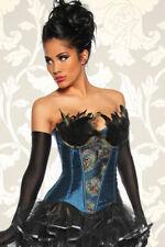 Burlesque-Corsage siehe Bild, 2XL ( XL )