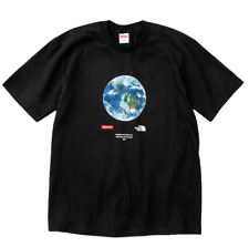 Supreme The North Face One World Tee Black