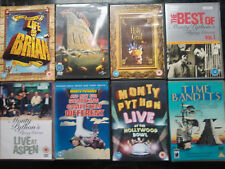 Monty Python John Cleese DVD Bundle Fawlty Towers Life of Brian Holy Grail +MORE