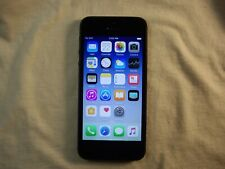 New listing Black/Gray Apple iPhone 5 Gsm Unlocked 16Gb model A1429 a2s