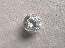 0.05 Ct Natural Earth Mined Round Cut VS2 Clarity F Color Rare Diamond Loose A+