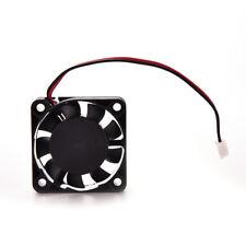 CPU lüfter LED Light CPU Case Fan 40 x 40mm 2 Pin For PC Computer Gehäuselüfter