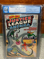 Brave and the Bold #28 PGX 4.0 DC 1960 1st Justice League! Free CGC Mylar! cm