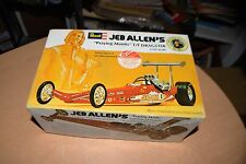 Vintage Revell Model Kit H-1466 Jeb Allen's Praying Mantis T/F Dragster