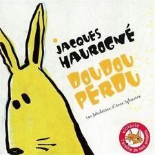 Jacques Haurogné - Doudou Perdu [New CD] UK - Import