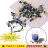 100g Thai Natural Dried Butterfly Pea Tea, Blue Flowers Tea Healthy Drink Dry