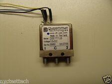 10 Ducommun RF 2SE1T11JB Relay SMA DC to 26.5 GHz 12 V DC