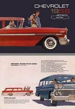 Chevrolet 1958 - Chevrolet 1958 Station Wagons