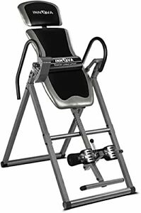 Innova Inversion Table with Adjustable Headrest, Reversible Ankle (Standard)
