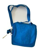 Kipling Kichirou Lunch Bag BLUE Crossbody NWT