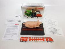 CA872-1 # Märklin H0/AC 30455 Locomotora Cerdo Delta / Digital, Mint + Box