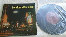 """Norma Eddie Thompson London After Dark 10"""" LP Vinyl Japan  WOLP2504 1999 VOX"""