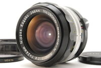 [EXC+++++] Nikon NIKKOR-N 24mm F/2.8 MF Wide Angle Lens from Japan #IJB