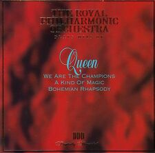 THE ROYAL PHILHARMONIC ORCHESTRA PLAYS THE HITS OF : QUEEN / CD - NEUWERTIG