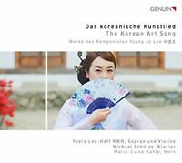 Yoora Lee-Hoff - The Korean Art Song: Works of the composer Young Jo [CD]