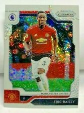 Eric Bailly 2019 Panini Prizm Premier League WHITE SPARKLE Refractor #'d 8/15