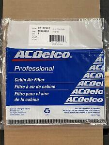 Genuine AC Delco Cabin Air Filter ACDelco Pro CF1179CF