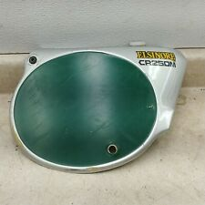 Honda 250M CR250-M ELSINORE Used Right Side Cover Panel 1973 1974 ANX #A-1151
