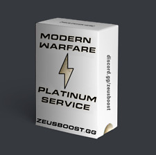 [PC/PS4/XBONE] CALL OF DUTY COD MODERN WARFARE Platinum Camo On Your Account