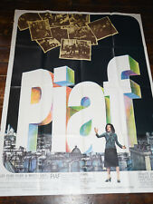 PIAF French Film, Cinema, Movie Poster 120 x 160cm ÉDITH La Vie En Rose