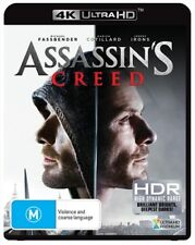 Assassin's Creed - 4K Ultra HD