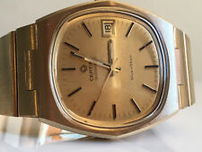CERTINA Blue Ribbon Automatic 20M Gold *NOS, late 1975*