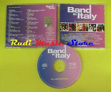 CD BAND ITALY GLI ANTISOCIALI compilation PROMO 03 EQUIPE 84 NOMADI POOH (C8)