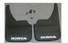 Honda Branded Universal Car Mudflaps Front Rear Shuttle Stream Mud Flap Guard